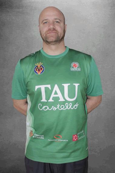 Frederic Castelló TAU Castelló