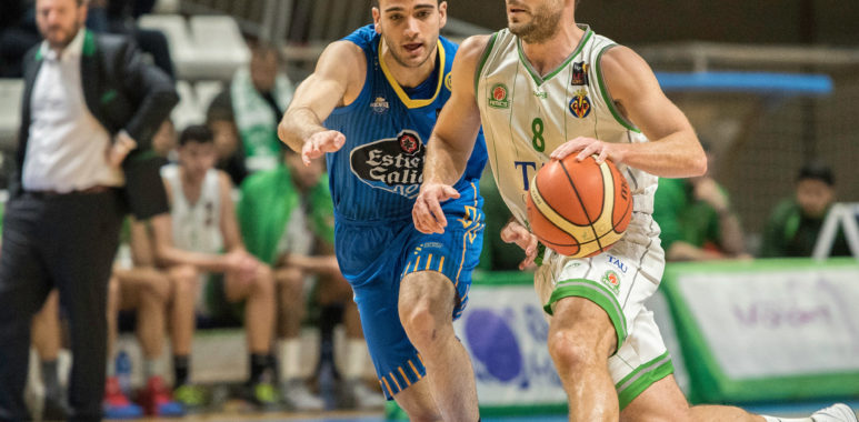 JOAN FANER TAU Castello baloncesto