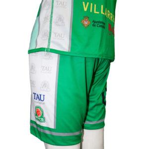 Pantalón reversible verde